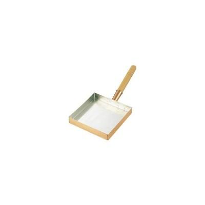 BTM01002 玉子焼用(木柄) 中 18cm用(18.2cm):_