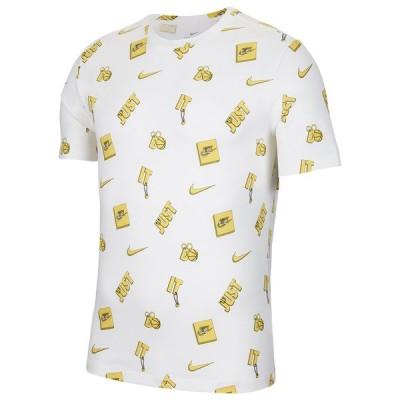 ナイキ Nike メンズ Tシャツ トップス Air Futura T-Shirt White/Black