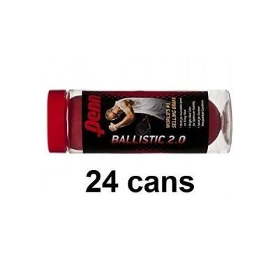 Penn ラケットボール (24缶) 3パック バリスティック
