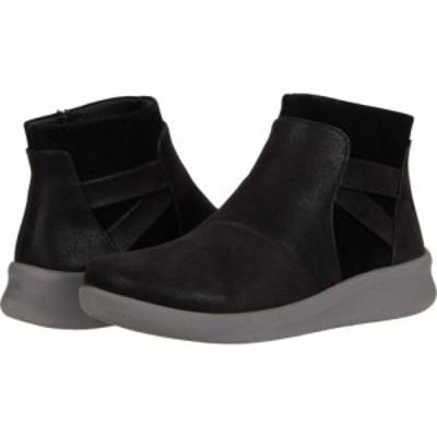 クラークス Clarks レディース ブーツ シューズ・靴 Sillian 2.0 Hi Black Synthetic