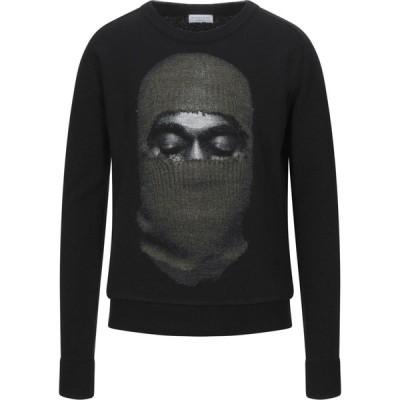 インノミネイト IH NOM UH NIT メンズ ニット・セーター トップス Sweater Black