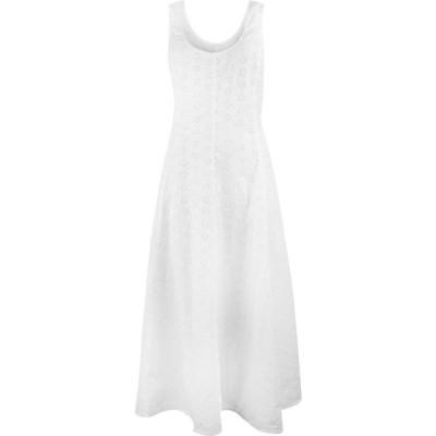 ラルフ ローレン POLO RALPH LAUREN レディース パーティードレス ポロ ワンピース・ドレス ralph's polo canon dress White