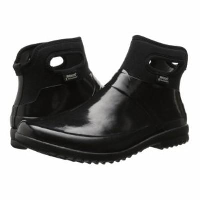 ボグス Bogs レディース レインシューズ・長靴 シューズ・靴 Seattle Solid Mid Black