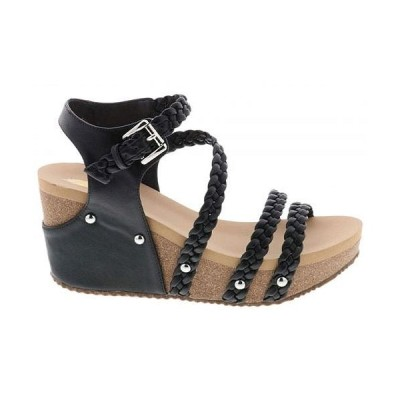 VOLATILE ヴォラタイル レディース 女性用 シューズ 靴 ヒール Caylinn - Black