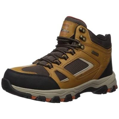 Skechers メンズ SELMEN-REGRAM レース UP ブーツ Hiking, WTN, 13 Medium US(海外取寄せ品)