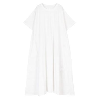 オーバーサイズUSAコットンマキシワンピース ティティベイト titivate (ワンピース)Dress