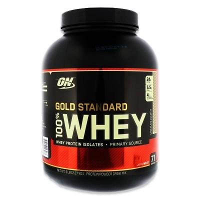 ゴールドスタンダード 100% ホエイプロテイン チョコレートココナッツ 2.27kg(5lbs)Optimum Nutrition(オプチマムニュートリション)
