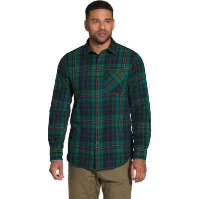 Hayden Pass 2.0 Long Sleeve Shirt Heritage Medium Three Color Plaid