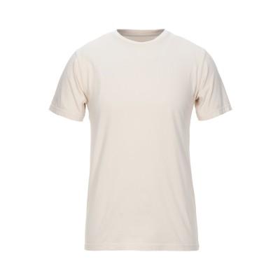 COLORFUL STANDARD T シャツ ベージュ XS オーガニックコットン 100% T シャツ