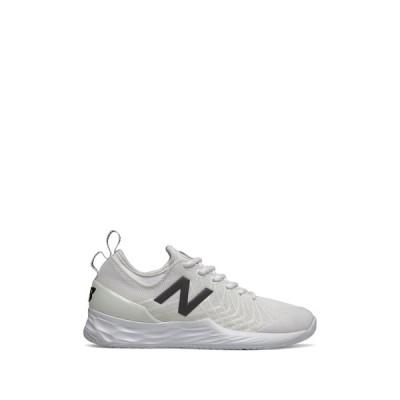 ニューバランス レディース スニーカー シューズ Lav Running Sneaker - Wide Width Available WHITE