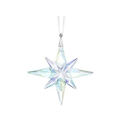 並行輸入品 SWAROVSKI Star Ornament, Small Aurelia Borealis One Size