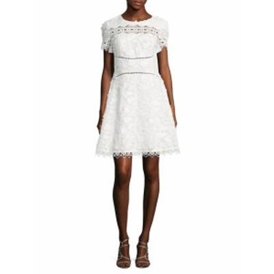 エリータハリ レディース ワンピース Adina Embroidered A-Line Dress