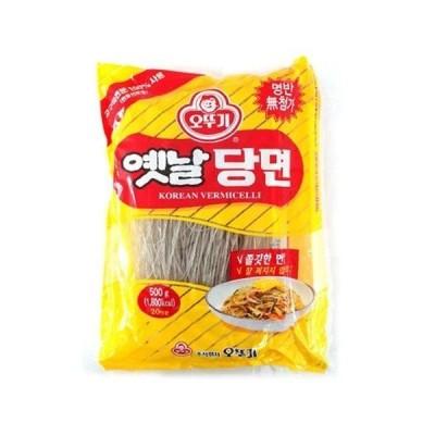オットゥギ 昔の春雨 500g 韓国食材 人気商品 韓国チャプチェ