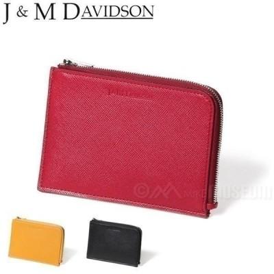 ジェイアンドエムデヴィッドソン J&M Davidson レディース 財布 ウォレット SAFFIANO SMALL SOFT PURSE 10247N7495 送料無料