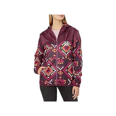 Billabong Women's Cold Winter Jacket, Navajo red, L 好評販売中