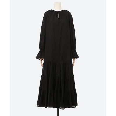 <MARIHA(Women)/マリハ> 夕明りのドレス オニキス【三越伊勢丹/公式】