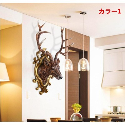 鹿 シカ 鹿 置物 リビングルーム テレビキャビネット レストラン バー カフェ 置き物 引越し 誕生日 プレゼント ギフト f3