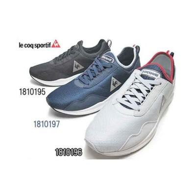 ルコックスポルティフ le coq sportif LCSR XX オープンメッシュ スニーカー メンズ 靴