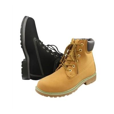 靴 メンズ ワーク ブーツ BJ-4126  25〜28cm ニッセン nissen