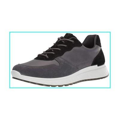 ECCO Men's ST1 Sneaker, Magnet/Dark Shadow, 46 M EU (12-12.5 US)