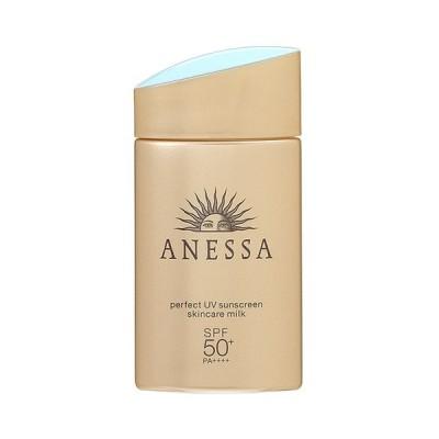 シセイドウ 資生堂 アネッサ ANESSA パーフェクトUV スキンケアミルク SPF50+/PA++++ 60mL