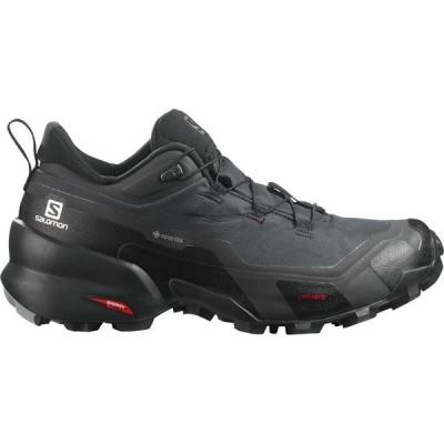 サロモン Salomon レディース ハイキング・登山 シューズ・靴 Cross Hike GTX Hiking Shoe Phantom/Black/Monument