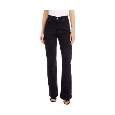 Levi's(R) Premium リーバイス レディース 女性用 ファッション ジーンズ デニム Ribcage Boot - Black Lake