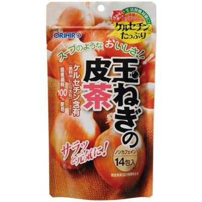 ◆オリヒロ 玉ねぎの皮茶 1gx14包