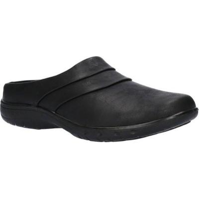 イージーストリート Easy Street レディース サンダル・ミュール シューズ・靴 Swing Comfort Mules Black