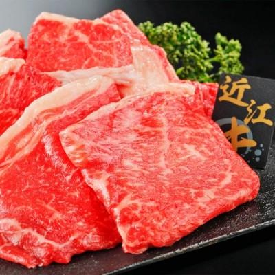 近江牛 すき焼き&しゃぶしゃぶ用 カタ・バラ 200g 黒毛和牛 牛肉 すき焼き肉 しゃぶしゃぶ 和牛 スライス肉 すき焼き 肉 冷凍