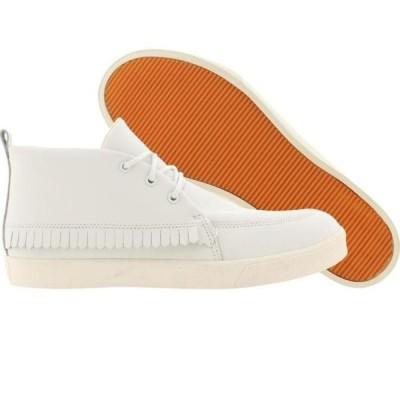 ユニセックス スニーカー シューズ Generic Surplus Mohawk Leather (white)