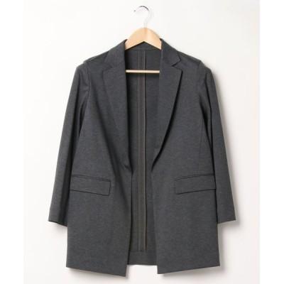 Traditional Weatherwear / BUTTONLESS JACKET WOMEN ジャケット/アウター > テーラードジャケット