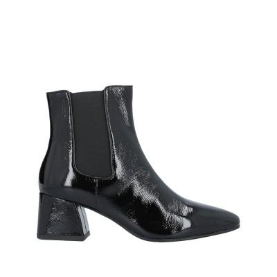 VAGABOND SHOEMAKERS ショートブーツ ブラック 36 革 ショートブーツ