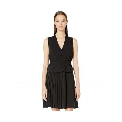 Sportmax スポーツマックス レディース 女性用 ファッション ドレス Algebra Peplum Dress - Black