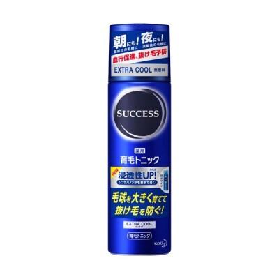 サクセス 薬用育毛トニックエクストラクール 無香料 180g