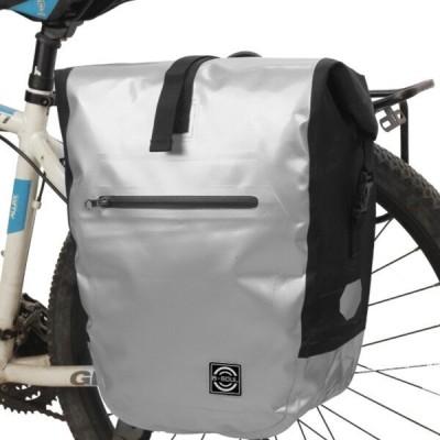 バッグ 自転車 リアラック  防水 大容量 MTB バイク  ロード マウンテンバイク サイクリング