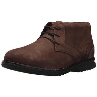 ロックポート メンズ ブーツ Rockport Men's Premium Class Chukka Boot