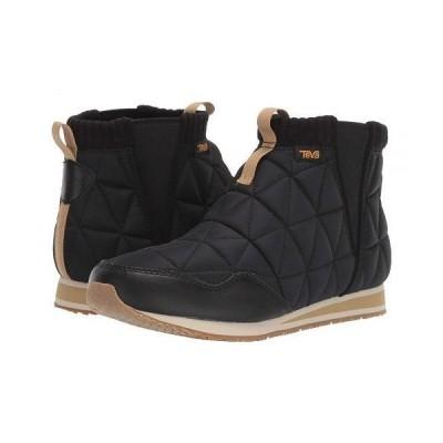 Teva テバ レディース 女性用 シューズ 靴 ブーツ ハイキングブーツ Ember Mid - Black