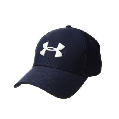 アンダーアーマー Under Armour メンズ キャップ 帽子 Blitzing 3.0 Cap Midnight Navy/Graphite/White