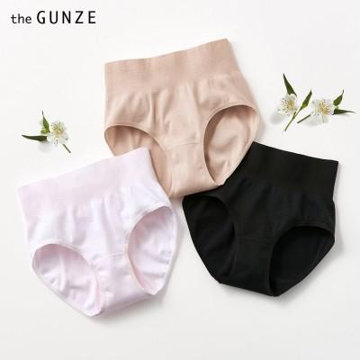 GUNZE グンゼ the GUNZE 【SEAMLESS】レギュラーショーツ(レディース) シュガーブラウン L