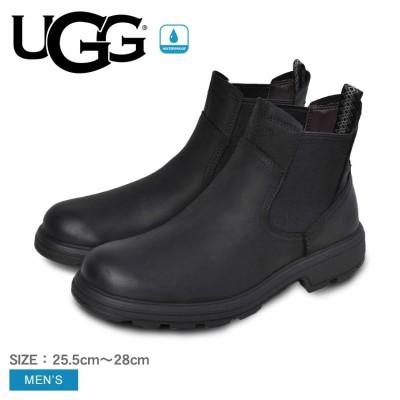 アグ UGG ブーツ ビルトモアチェルシーブーツ BILTMORE CHELSEA BOOT 1103789 メンズ ショート アンクル ミドル サイドゴア ブランド 防水 ブーツ シューズ 靴