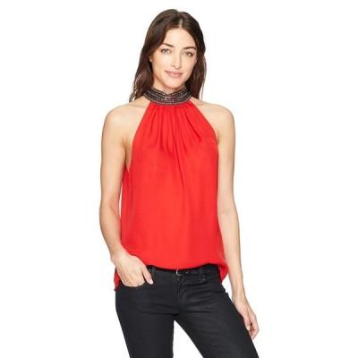 Ramy Brook Women's Veronica, True red Large