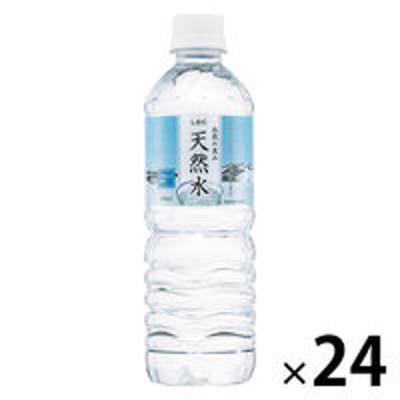 ライフドリンクカンパニー【アウトレット】ライフドリンクカンパニー 自然の恵み天然水 500ml 335256 1箱(24本入)