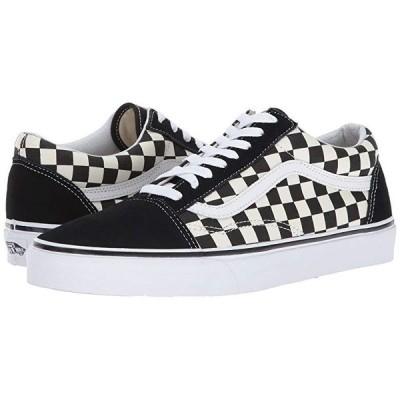 バンズ Old Skool メンズ スニーカー 靴 シューズ (Primary Check) Black/White