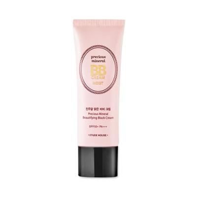 [ETUDE HOUSE]  エチュード プレシャスミネラルBBクリームモイスト - 45g / Precious Mineral Beautifying Block Cream Moist