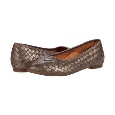 Aetrex エートレックス レディース 女性用 シューズ 靴 フラット Lyla - Bronze
