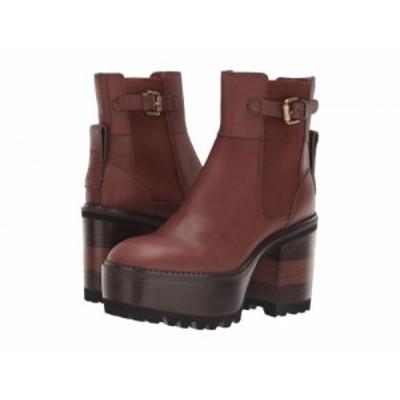 See by Chloe シー by クロエ レディース 女性用 シューズ 靴 ブーツ チェルシーブーツ アンクル SB33010A Libano【送料無料】