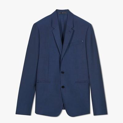 ベルルッティ Berluti☆メンズUnlined Wool Jacketジャケット【space blue 】【送料無料】【正規品】