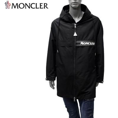 【2020SS】モンクレール  ILDUT レトロロゴ ナイロンコート【ブラック】 1C703 549ML 999/MONCLER/m-outer