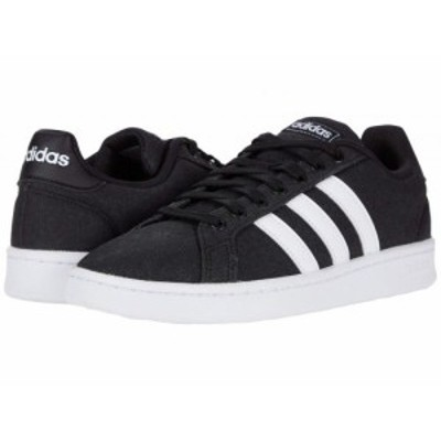 adidas Originals アディダス メンズ 男性用 シューズ 靴 スニーカー 運動靴 Grand Court Core Black/Footwear【送料無料】